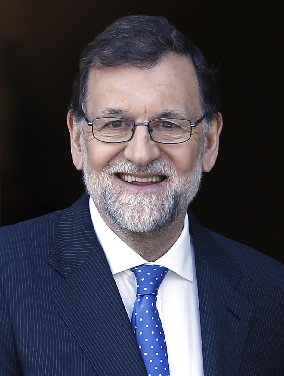 Retrato de Mariano Rajoy
